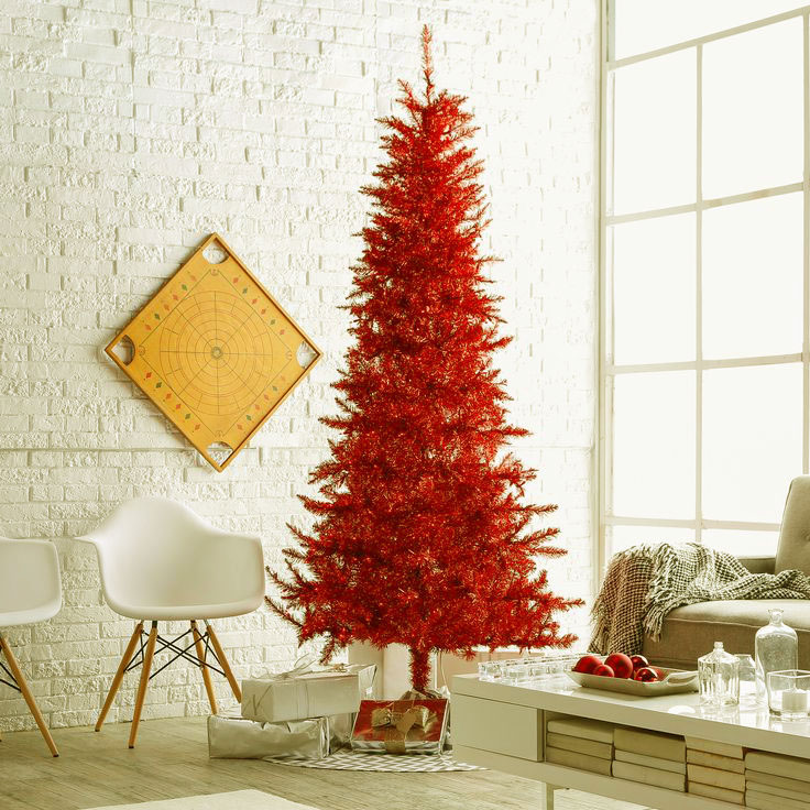 redchristmastree2007