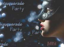 Masquarade PARTY @ PAUSA